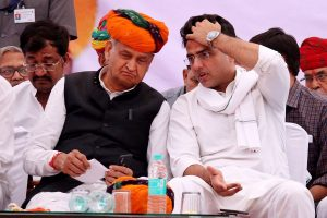 'Natural for MLAs to be upset': Ashok Gehlot after truce reached between Sachin Pilot, Congress