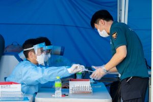 South Korea reports highest Coronavirus cases since March