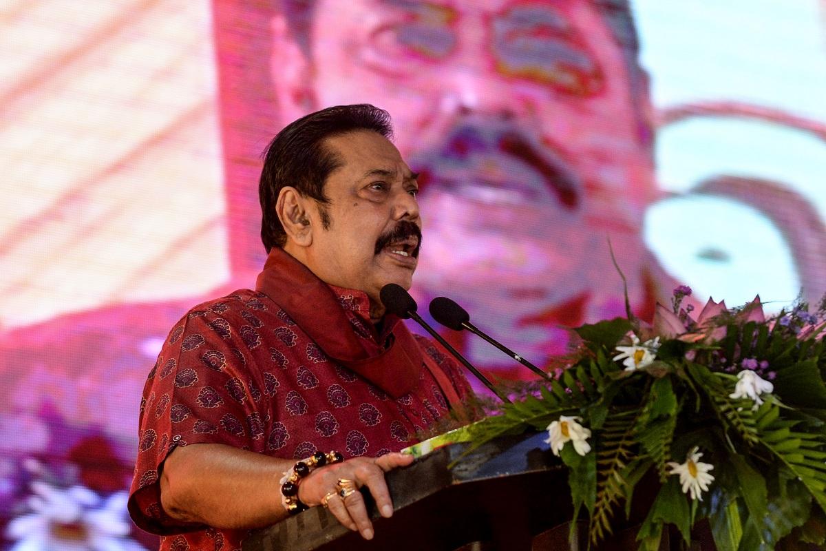 Sri Lanka parliamentary poll