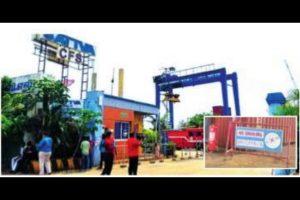 TN pollution board orders Customs to remove ammonium nitrate stored near Chennai