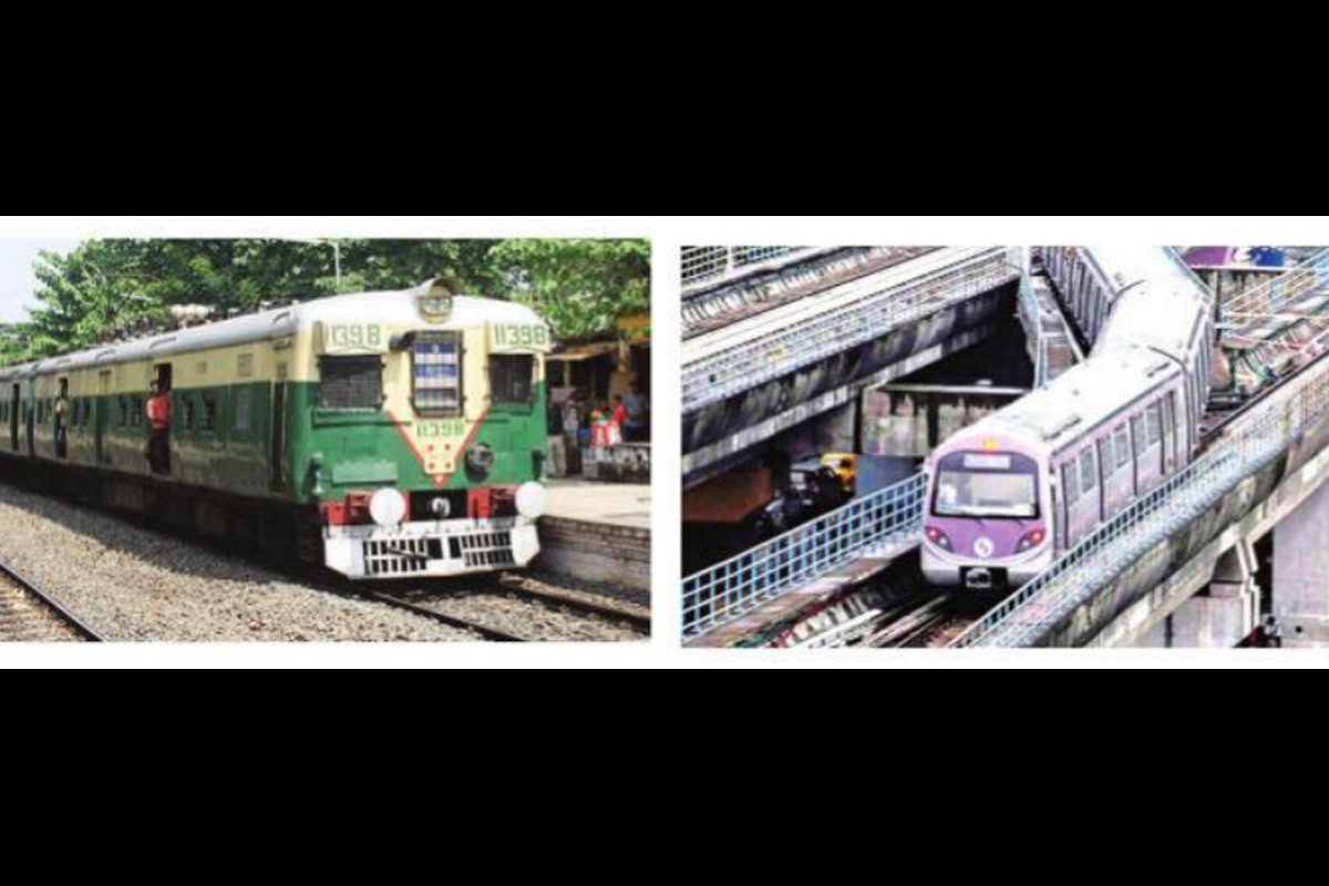 West Bengal State Government, Railway Board, metro, local trains, Chief Minister Mamata Banerjee,