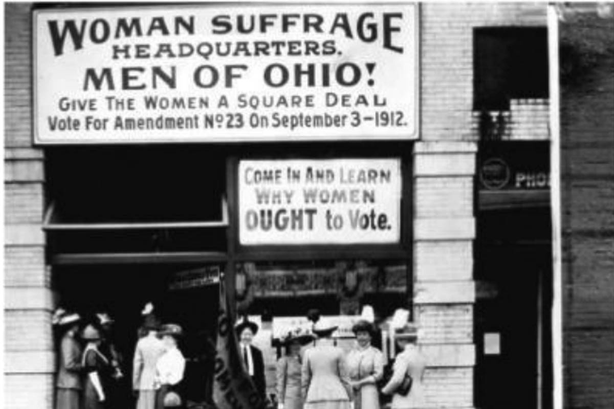 Women, sufferage, African American, African American Women, Women Rights, right to vote