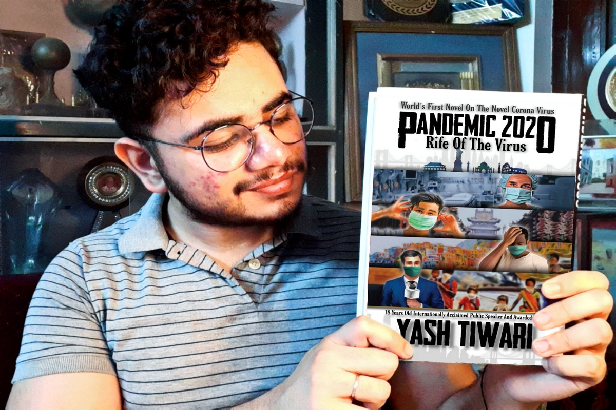 PANDEMIC 2020 – Rife Of The Virus, Yash Tiwari