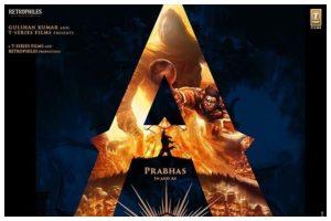 Adipurush: Prabhas unveils first look of his next film