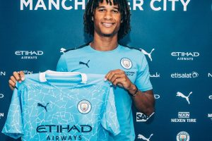 Manchester City sign former Chelsea defender Nathan Ake from Bournemouth