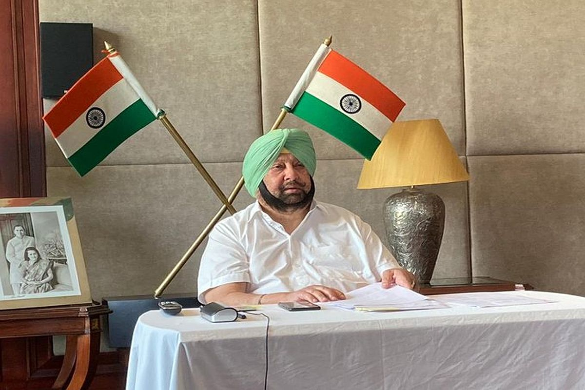 Punjab Chief Minister Captain Amarinder Singh, farmers unions, farm laws, agitating farmers,