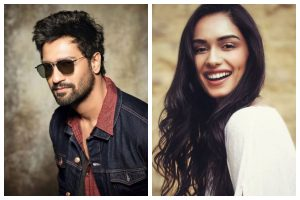 Vicky Kaushal, Manushi Chhillar to star in YRF Project 50