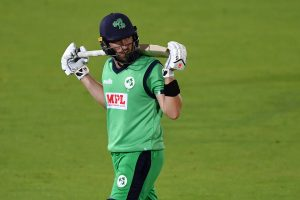 'It was satisfying': Ireland captain Andrew Balbirnie after chasing 329 against England