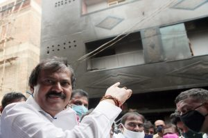 B'luru MLA: Why did mobs attack my house?