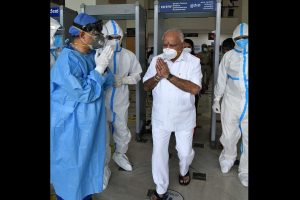 Karnataka Chief Minister BS Yediyurappa tests negative for coronavirus, discharged from hospital