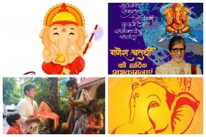 Ganesh Chaturthi 2020: Amitabh bachchan, Akshay Kumar, others extend wishes to fans