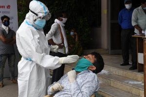 53,601 fresh Coronavirus cases in last 24 hours in India; tally reaches at 22,68,675