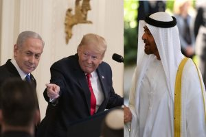 UAE, Israel reach historic deal to normalise relations