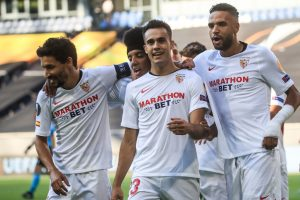 Sevilla overpower Roma 2-0 to advance into UEFA Europa League quarterfinals