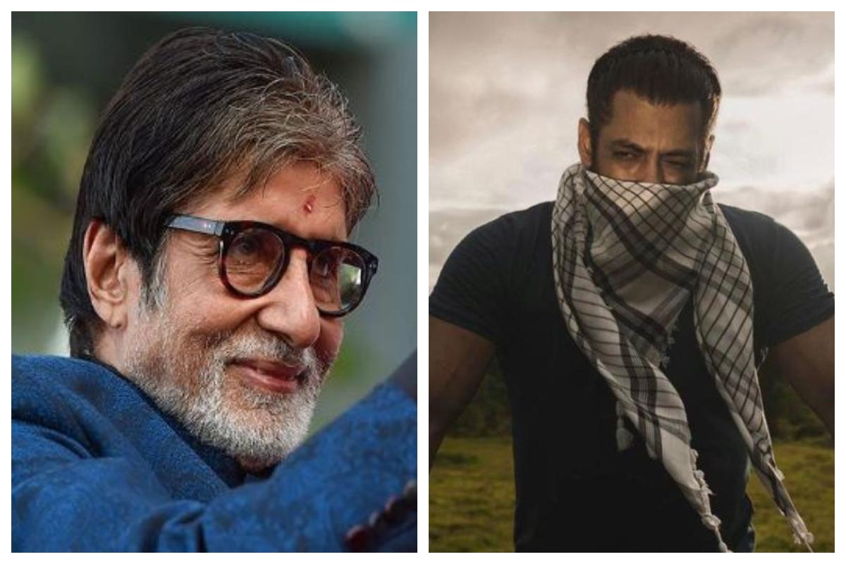 Amitabh Bachchan, Salman Khan, Eid Mubarak