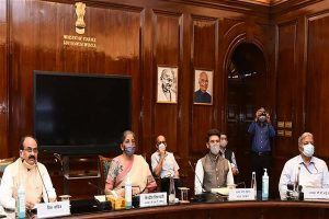 GST Council meet: Collection has shortfall of Rs 2.35 lakh crore in FY21, states given two options on compentation