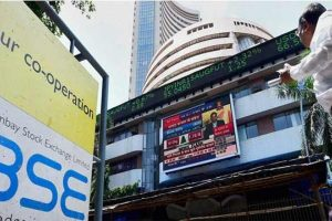 Equity indices break 4-day losing streak; Sensex gains 748 points, Nifty ends at 11,095