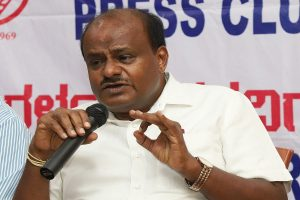 'Hindi politics prevented many South Indians from becoming PM': HD Kumaraswamy