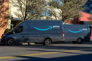Amazon's sustainable transportation fleet gets 1800 Mercedes EVs