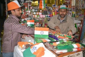 Ahead of Independence Day, Tricolour sales dip sharply amid Covid