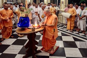 Vrindavan's ISKCON temple sealed as 22 including priests test COVID-19 +ve; 743 Tirupati temple staff also infected
