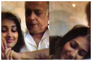 Watch | Mahesh Bhatt, Jiah Khan's old video 'holding hands' goes viral