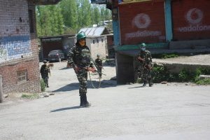 Strict restrictions to continue on all religious gatherings in Kashmir