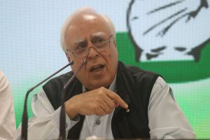 Contempt power being used as a sledgehammer: Kapil Sibal in defence of Prashant Bhushan