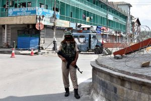 Communications blockade in Kashmir lifted as situation remains peaceful