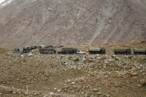 Indian troops preempt Chinese army's activity on southern bank of Pangong Tso