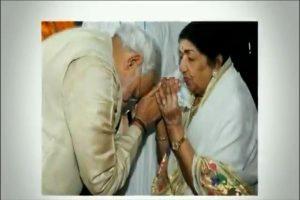 'This is my Rakhi for you': Lata Mangeshkar sends Raksha Bandhan wishes to PM Modi