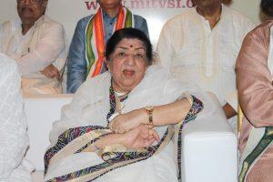 Veteran singer Lata Mangeshkar's residential apartment in Mumbai sealed, singer and family safe
