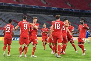 Bayern Munich players desperate to lift Champions League title after semi-final win against Lyon