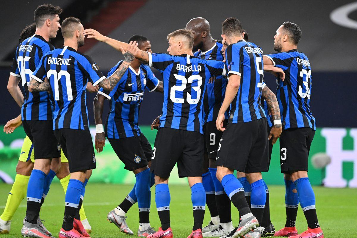 Antonio Conte, UEFA Europa League 2919-20, Inter Milan, Inter Milan vs Bayer Leverkusen, Inter Milan Europa league, Romelu Lukaku, Lukaku Europa League