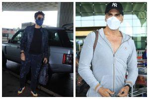 Bell Bottom: Akshay Kumar, Jackky Bhagnani and team fly to UK for shoot