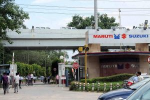 Maruti, IIM-Bangalore join hands to incubate startups in mobility space