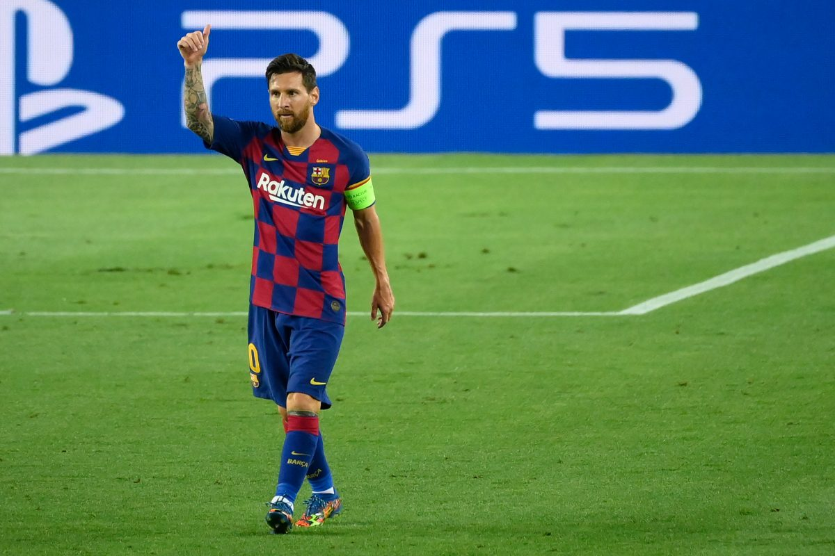 It S A Pleasure To Have A Player Like Lionel Messi Says New Barcelona Coach Ronald Koeman