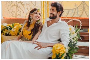 Rana Daggubati, Miheeka Bajaj wedding festivities begin; latter's mom gets emotional