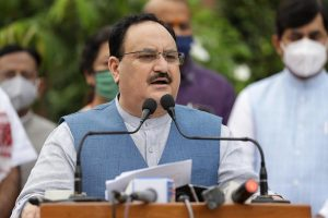 Blow to nefarious designs of Rahul Gandhi, his band of 'rent a cause' activists: JP Nadda on SC's verdict