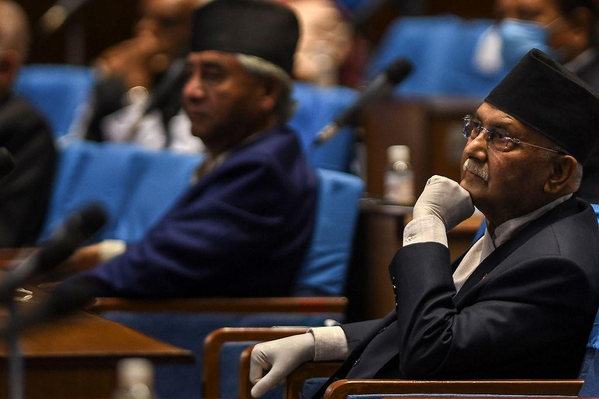 Nepal Prime Minister KP Sharma Oli, Prachanda, Election Commission, Nepal Communist Party (NCP),