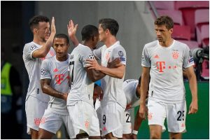Champions League: Bayern Munich hammer 8 goals to knock Barcelona out in quarters