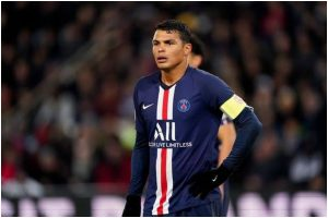 Thiago Silva wants to end PSG career by winning club's first-ever Champions League title