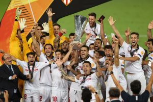 Sevilla go past Inter Milan in thrilling final to lift UEFA Europa League 2019-20