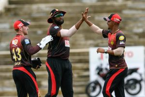 Caribbean Premier League gets underway with Trinbago Knight Riders, Barbados Tridents winning on opening day