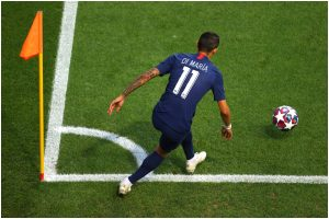 Angel Di Maria looking to make history after taking PSG to first-ever Champions League final