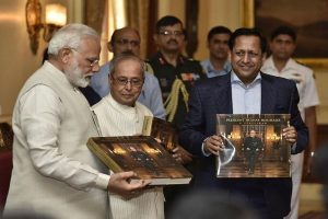 'President Pranab Mukherjee – A Statesman': Tribute from The Statesman team