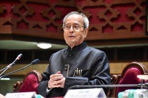 'Pranab Mukherjee is much better, responding to treatment': Son Abhijit Mukherjee