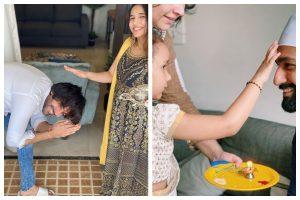 B-town including Varun Dhawan, Kartik Aaryan celebrate Rakshabandhan