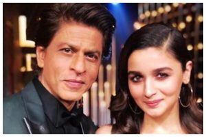 Alia Bhatt in talks to star in Shah Rukh Khan's backed comedy?