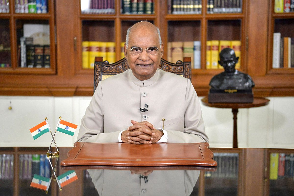 Ram Nath Kovind